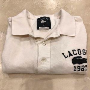 Long sleeve Lacoste Polo